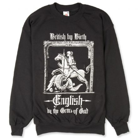 """English by the Grace of God"" Sweatshirt"